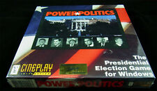 PC DOS: Power Politics - Cineplay 1992