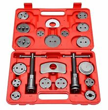 21PC Universal Disc Brake Caliper Piston Pad Car Auto Wind Back Hand Tool Kit