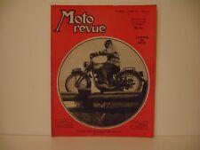 MOTO REVUE N°1137 Camping en Moto - Essai Remorque RUBY - Saturno Double Arbre