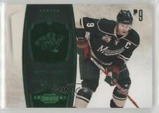 2010-11 Panini Dominion Emerald /5 Mikko Koivu #49