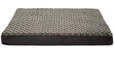 Extra Large Dog Ultra Plush Deluxe Memory Foam Orthopedic Bed Jumbo XL Oversize