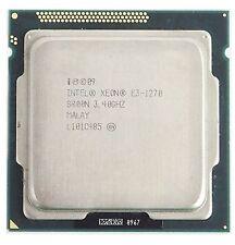 Intel Quad-Core Xeon E3-1270 CPU 3.4GHz 8M 5GT/s lga1155 SR00N