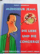 1x Comic - Monsieur Jean - Die Liebe und die Concierge