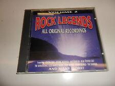 CD   Rock Legends Vol. 2