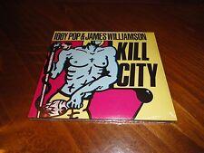 Iggy Pop & James Williamson - Kill City CD (Restored Edition) - Hard Punk Rock