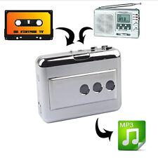 Vinyl Tape to PC USB Cassette to MP3 Audio Converter Capture Walkman Player