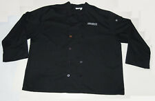 'Morton'S The Steakhouse' Bastille Double-Breasted Chef Coat! Embroidered! 5Xl