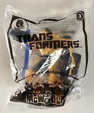McDonalds Happy Meal Toy #3 Transformers Bumblebee 2010 Figure New In Package