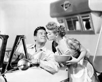I Love Lucy Lucille Ball Desi Arnaz  B/W 8x10 Photo