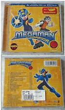 MEGAMAN NT Warrior-O. Hits per RTL II serie... CD OVP
