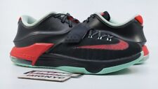 sale retailer 840bb 04ff3 NIKE KD DURANT VII 7 USED SZ 10.5 GOOD APPLES BLACK ACTION RED MINT 653996  063