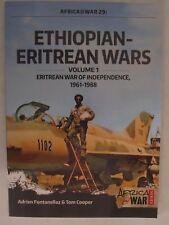 Africa@War: Ethiopian-Eritrean Wars Volume 1 : Eritrean War of Independence