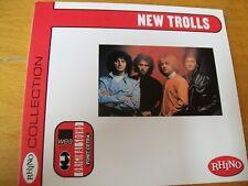 NEW TROLLS COLLECTION CD MINT- DIGIPACK RHINO