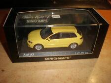 Minichamps  1:43 Audi A3 Sportback 2004  MIB (ds16/N0132)