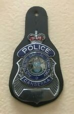 Obsolete Australian Capital Territory Police (ACT) FOB Badge not NSW Police