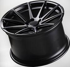 4 x 22 inch OC11 NEW BLACK WHEELS AUDI Q5,Q7 Range Rover, JEEP, SRT,CX9,CX7