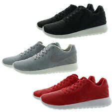 Nike 853535 Mens Roshe Tiempo VI QS Leather Low Top Running Shoes Sneakers