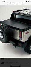 Hummer H2 SUT Locking Hard Tonneau Cover