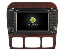 DVD/GPS/NAVI/BT/ANDROID 5/1/RADIO/IPOD Player MERCEDES BENZ S CLASS W220 A5518