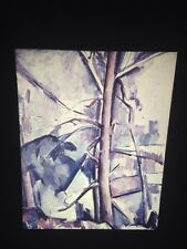 """Arshile Gorky """"Cezanne Landscape"""" 35mm Slide Armenian Abstract Expressionism"""