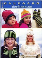 Dalegarn Nr. 148 - Dale of Norway Knitting Patterns for Women & Children