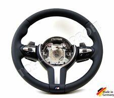 BMW F01 F02 F10 F11 F07 F12 F13 M Performance Lenkrad mit Leder neu beziehen 704