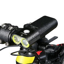 GACIRON 1600 LM Bike Front Headlight Cycling Bicycle Rechargeable Flashlight
