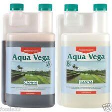 Canna Aqua Vega 1 Litre Hydroponic Nutrients