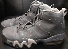 "Nike Air Max Cb94 Charles Barkley ""Cool Grey"" Basketball Shoes Youth Size 6.5"