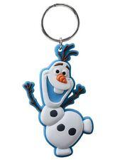 Disney Frozen Olaf Soft Touch PVC Keychain