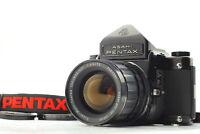 [Near MINT] PENTAX 6x7 67 Eye Level Camera SMC Takumar 75mm f4.5 Lens From JAPAN
