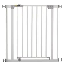 Hauck Türschutzgitter Open'n Stop Safety Gate 75 - 81 cm White