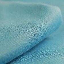 Sky Blue Sweatshirt fleece fabrics & Hoddies jersey