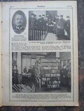 1916 Brüssel Deutsche Bücherei
