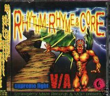 RHYTHM - RHYME & CORE , SUPREME FIGHT - Japan CD - NEW