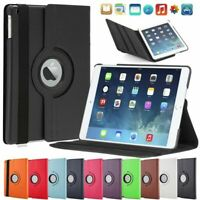360° Apple iPad Air 2 Schutz Hülle Tasche Smart Cover Case Etui 10F