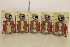 The Munsters Figure Set Little Big Head Glow in the Dark Herman Lily Eddie Gpa