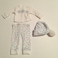 American Girl Bitty Baby Snowy Dreams PJs (A26-23)