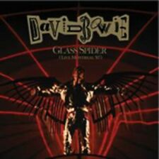David Bowie - Glass Spider (Live Montreal '87) - New 2CD Album - PreOrder - 15/2