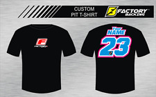 CUSTOM NAME AND NUMBER TEE SHIRT MX MOTOCROSS  Style #11