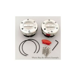 Mile Marker 449S/S Locking Hubs Stainless Steel Dana 50 or 60 449SS