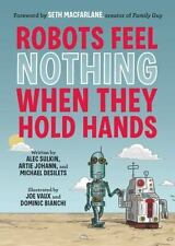 Robots Feel Nothing When They Hold Hands-ExLibrary