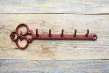 Classic Key Holder For Wall (Red)
