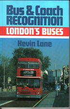 London's Buses Bus and Coach Recognition by Kevin lane Ian Allan booklet 1991