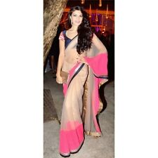 Veeraa Saree Exclusive Beautiful Designer Bollywood Indian Partywear Sari 98