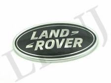 LAND ROVER DEFENDER FRONT KBX GRILLE BADGE GENUINE WIDTH 91MM x HEIGHT 48MM