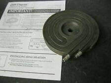 Diff Therm 2248 6d Diffusion Pump Platen Ring Heater 6 Inch 2200 Watt 480 Volt