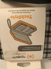 Speck TechStyle Protective Case for GPS ~ GREY/WHITE ~ NWT