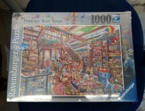 Fantasy Toy  Shop  Ravensburger -  1000 Piece Jigsaw Puzzle New & Sealed