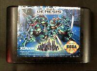 Sega Genesis Game Cartridge Teenage Mutant Ninja Turtles, The Hyperstone Heist